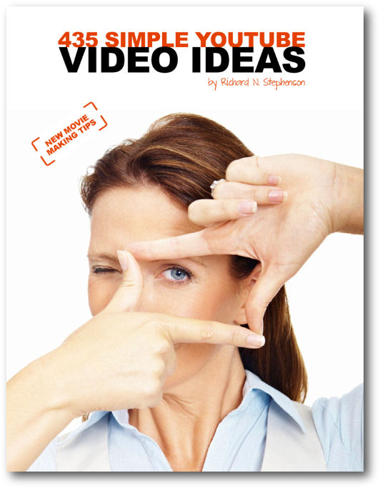 435 Simple YouTube Video Ideas & Movie Making Tips