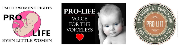 RichardStep: Pro-Life - Our Future Depends On It. I Love You!