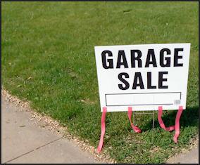 clean-home-clean-mind-garage-sale-sign
