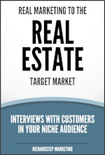 Cover -- 02 - Real Marketing to Real Estate - 2a - 150x220