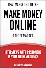 Cover -- 05 - Real Marketing to Make Money Online - 2a - 150x220