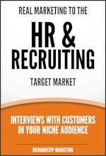 Cover -- 06 - Real Marketing to HR & Recruiting - 2a - 150x220