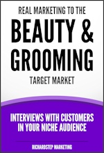 Cover -- 10 - Real Marketing to Beauty & Grooming - 2a - 150x220